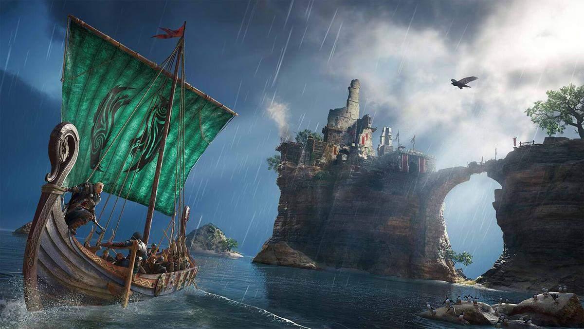 Фанаты Assassin's Creed Valhalla разочарованы политикой Ubisoft