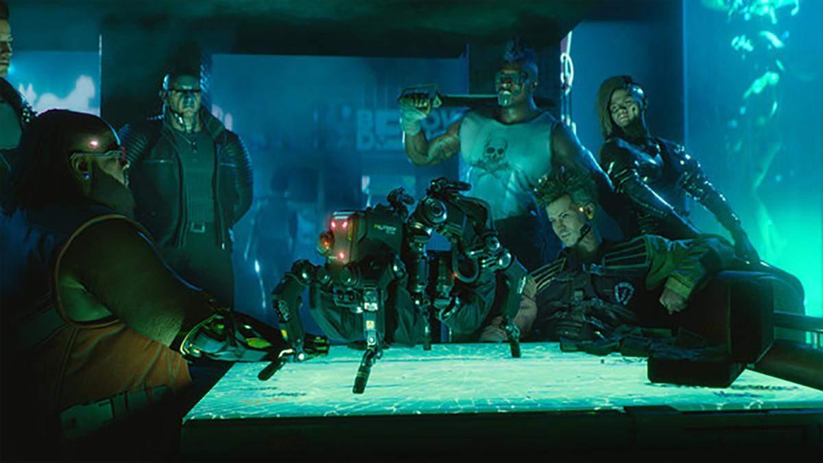 Геймер зламав відеогру Cyberpunk 2077 масштабним експериментом