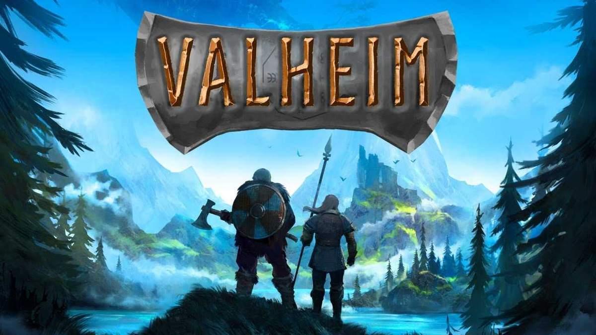 Vallheim очолила топ продажів у Steam