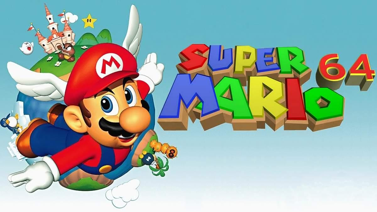 В Super Mario 64 поклонник добавил технологию рейтрейсинга