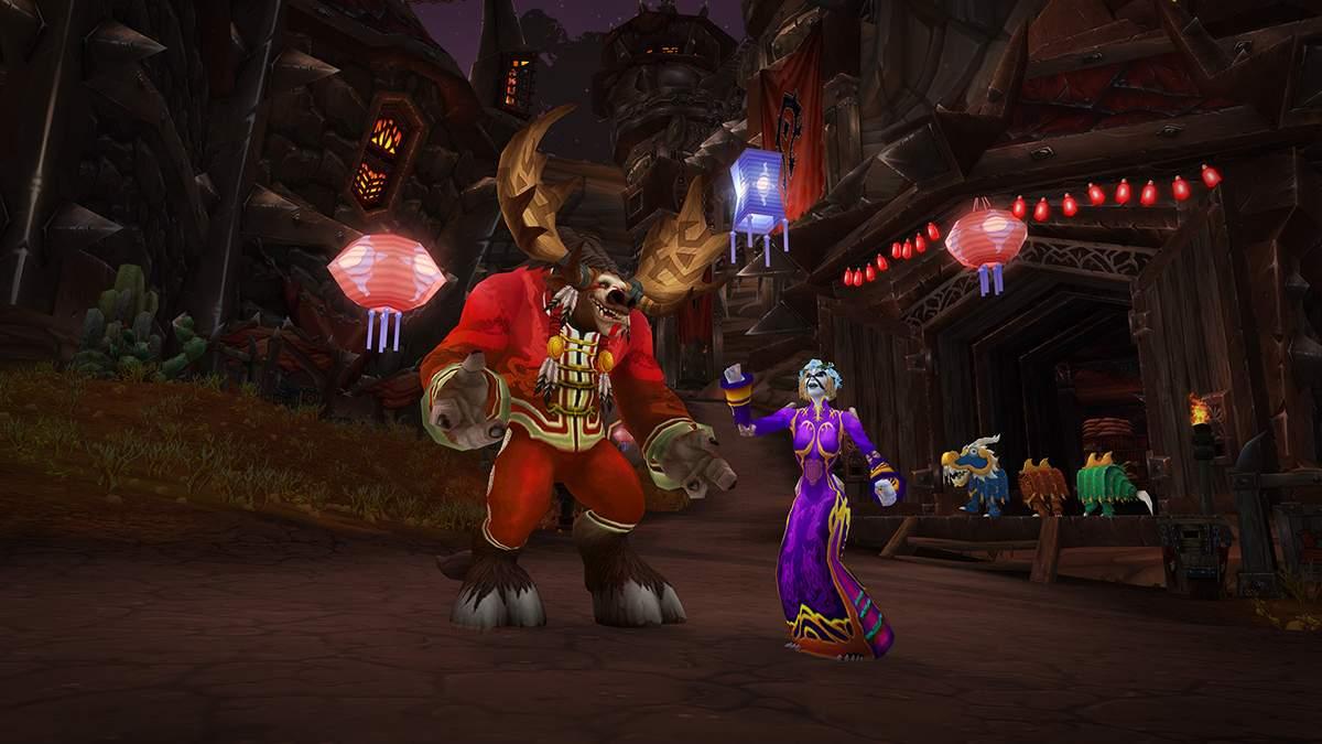 Игроки в World of Warcraft столкнулись с необычным багом