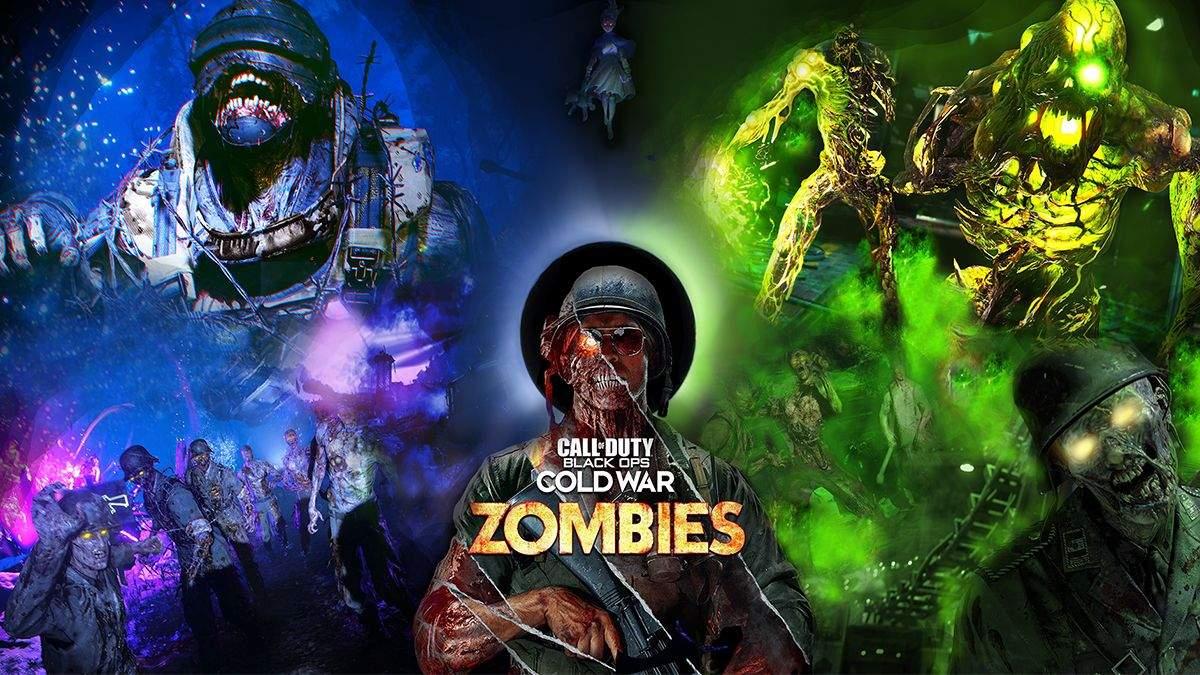 Слухи о новом зомби-режим для Call of Duty: Black Ops Cold War распространяются сетью