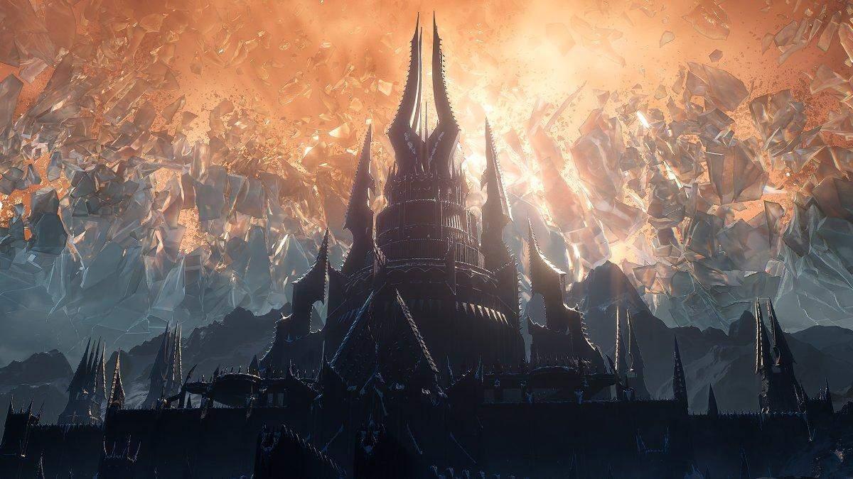 У World of Warcraft гравця попросили змінити колір шкіри персонажа