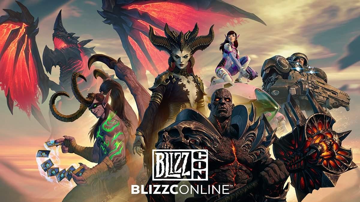 Ремастер Diablo II, рогалик у Hearthstone: найцікавіше із BlizzConline
