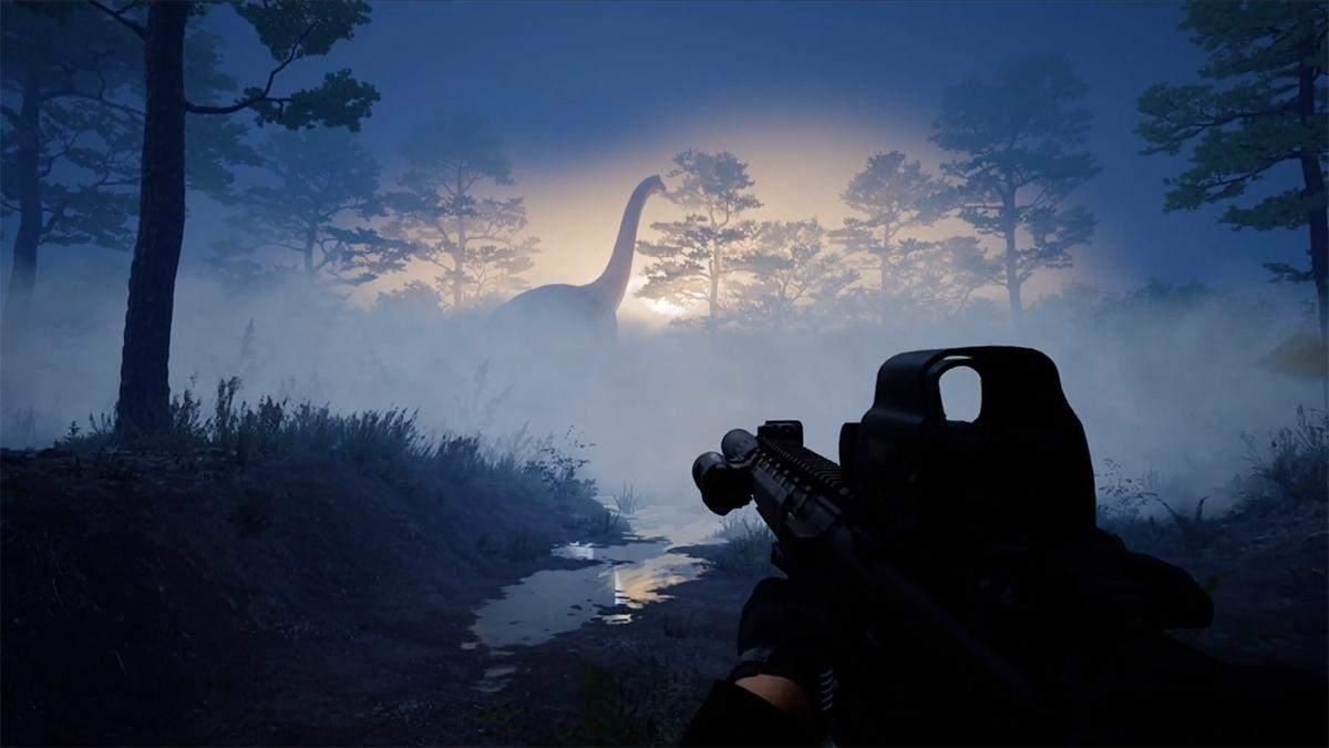 Преемник Dino Crisis: энтузиасты работают над игрой о динозаврах с реалистичной графикой