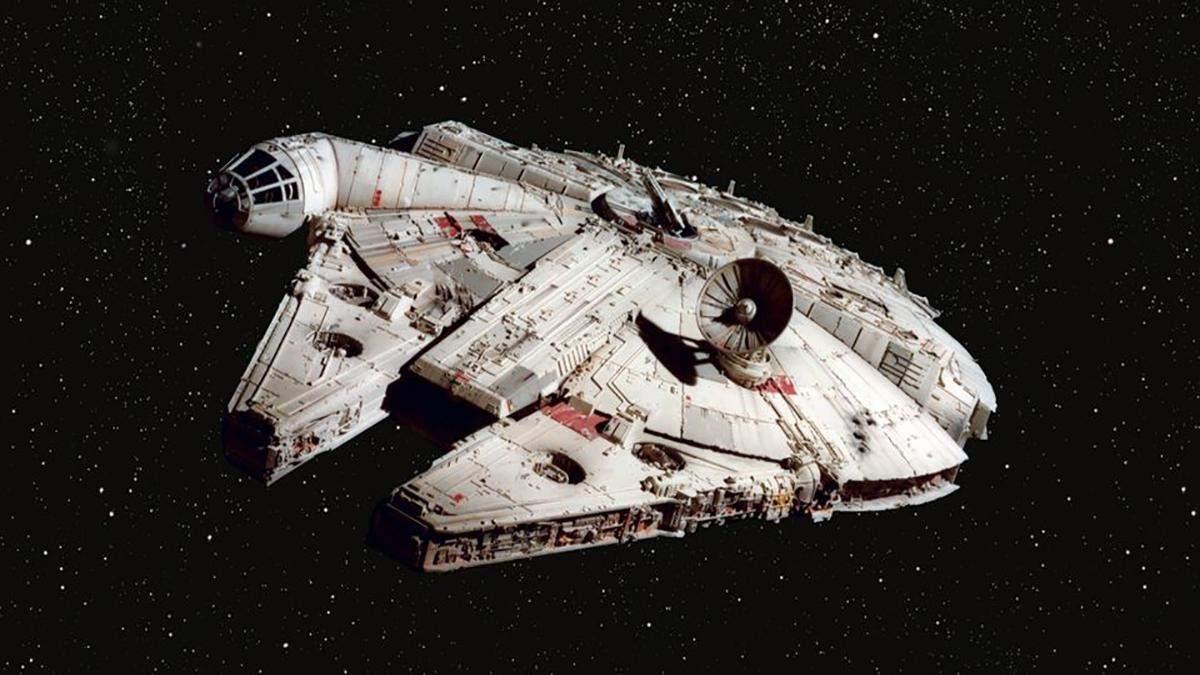 У Valheim створили Тисячолітній сокіл із всесвіту Зоряних війн