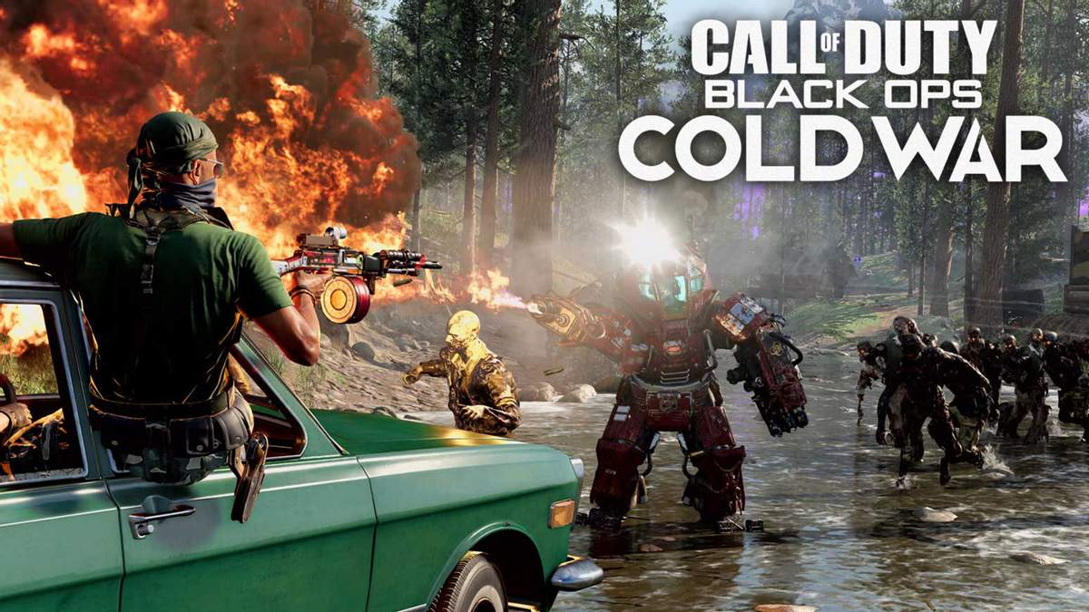 Outbreak – новий зомбі-режим для Call of Duty: Black Ops Cold War