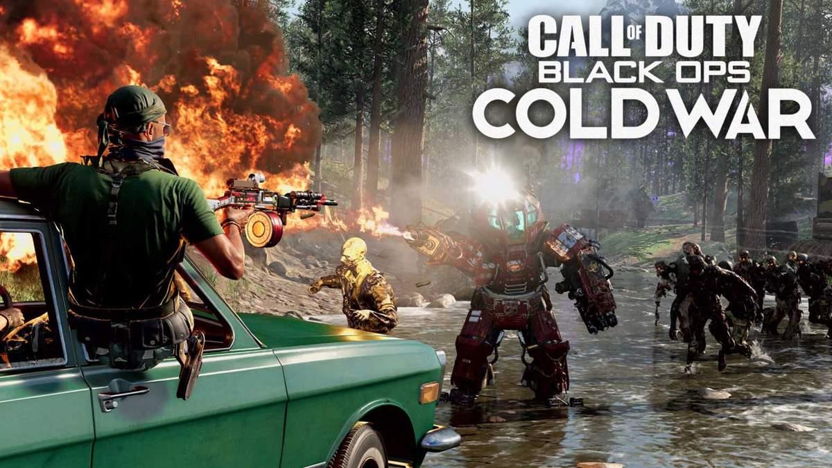 Outbreak – новый зомби-режим для Call of Duty: Black Ops Cold War