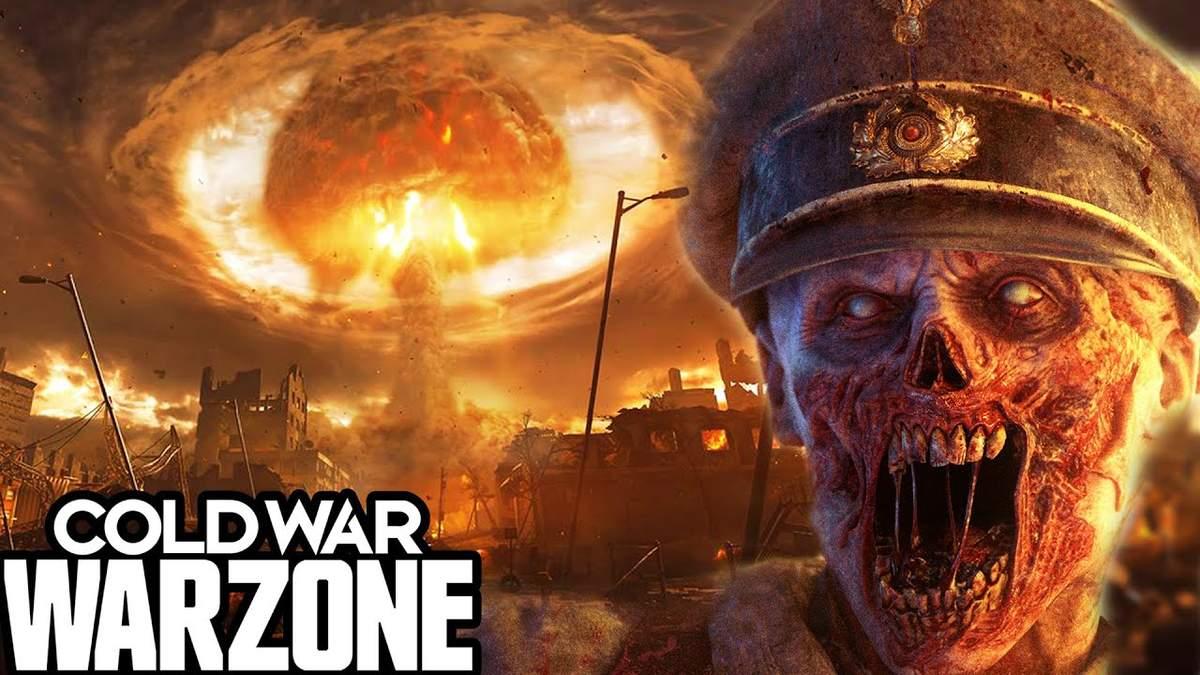 Розробники Call of Duty планують знищити Верданськ ядерним вибухом