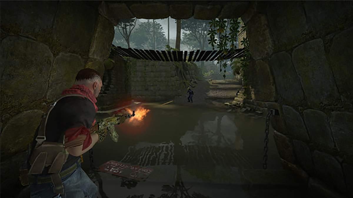 Гравець у CS:GO отримав неочікувану допомогу з небес на мапі Inferno