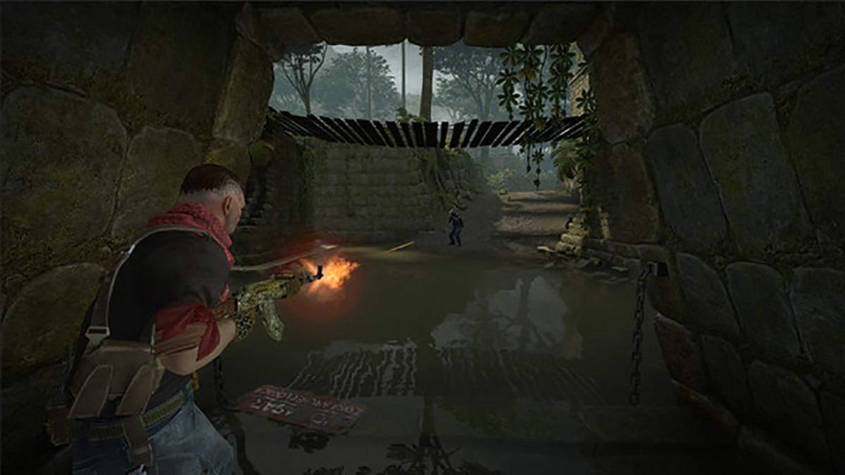 Игрок в CS:GO получил неожиданную помощь с небес на карте Inferno