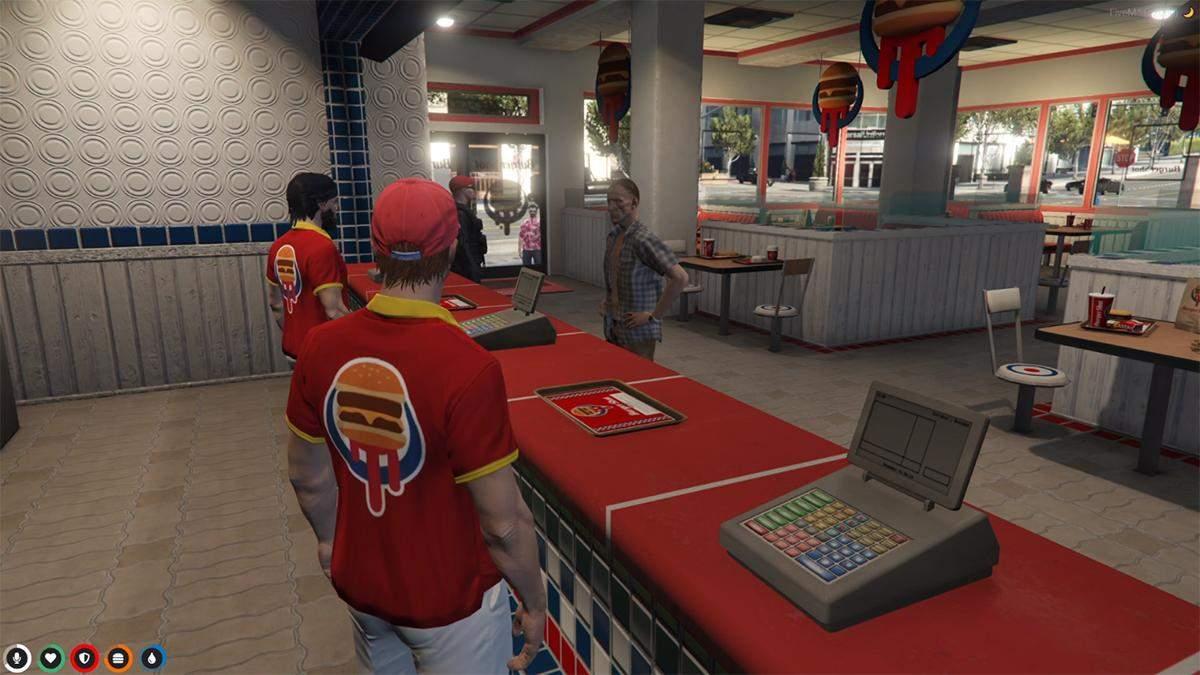 Робота у GTA 5: стрімер вирішив відпочити від рольових серверів