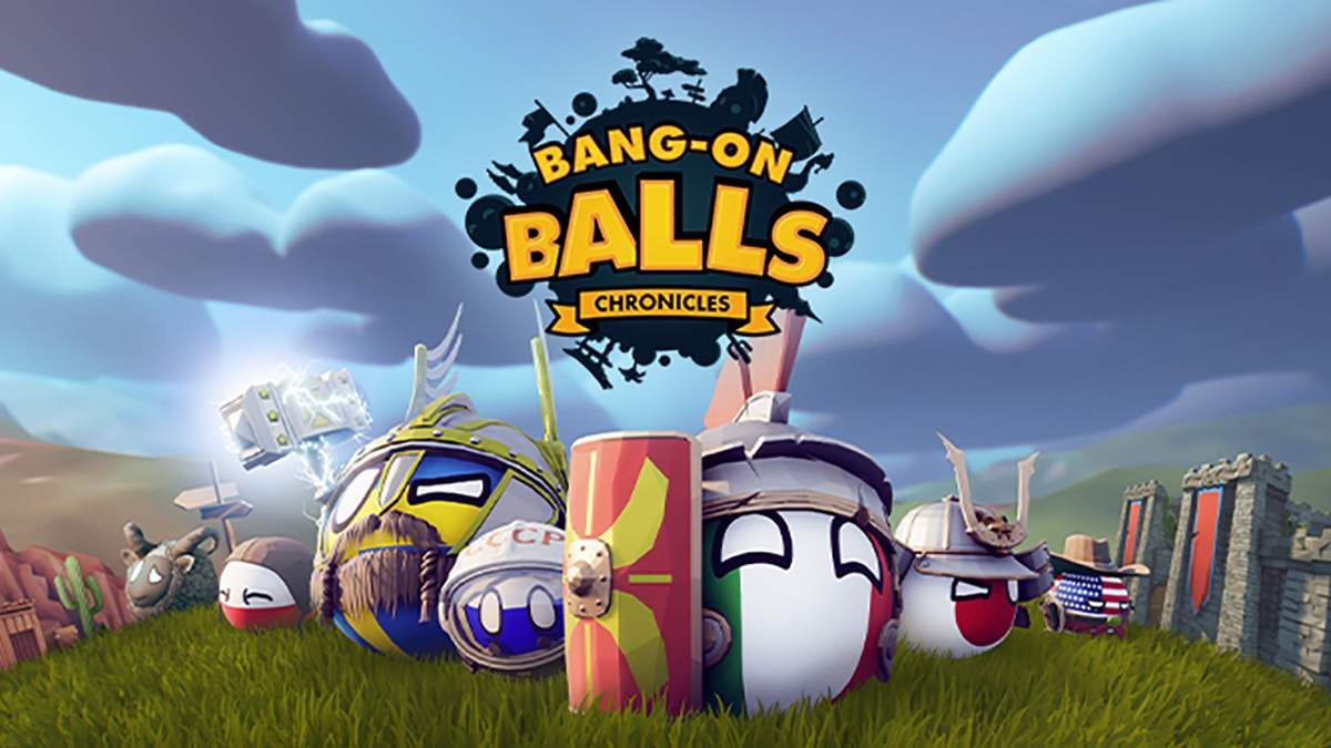 Bang-On Balls: Chronicles появилась в раннем доступе Steam