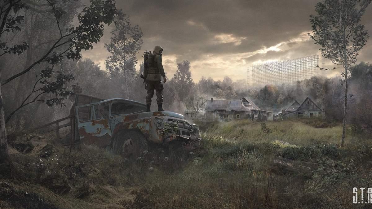 Нові деталі про  S.T.A.L.K.E.R. 2 від PR-менеджера компанії GSC Game World