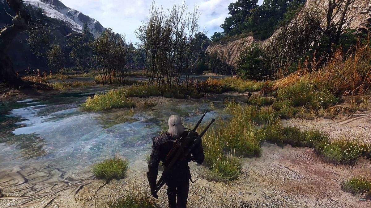 The Witcher 3 з модами запустили на флагманській GeForce RTX 3090