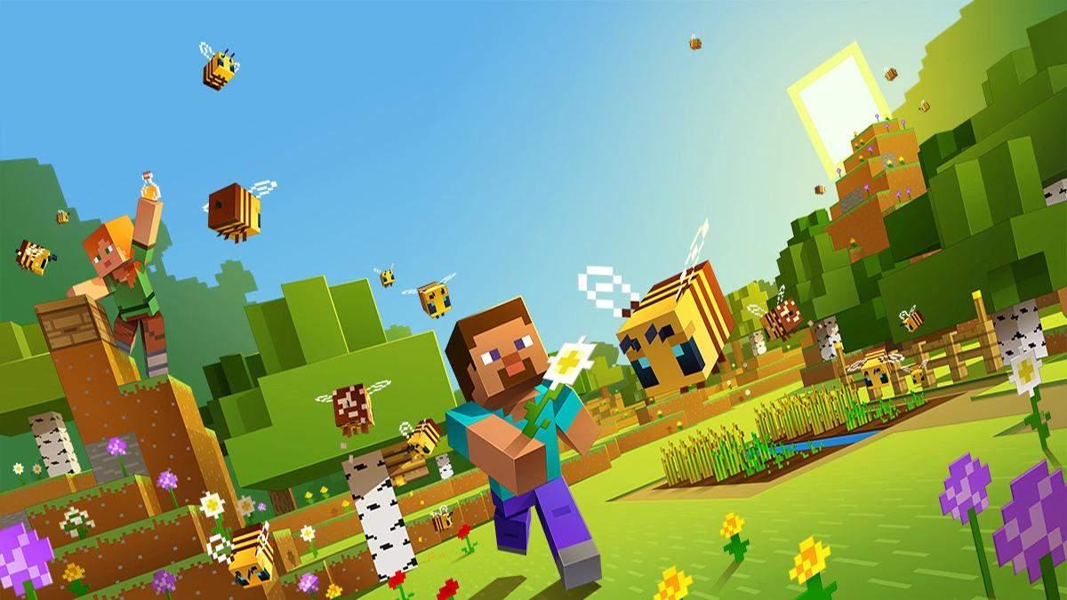 Для садівників Minecraft відкрили вакансію ландшафтного дизайнера