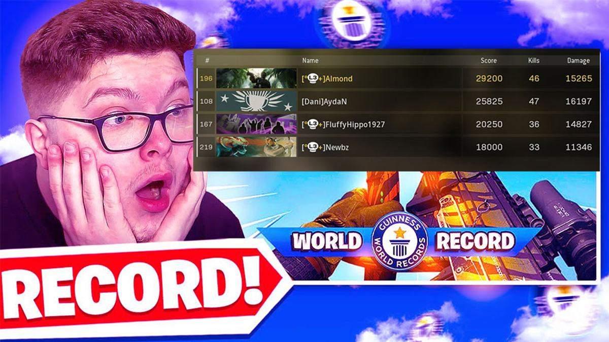 Команда стрімерів встановила світовий рекорд у Call of Duty: Warzone