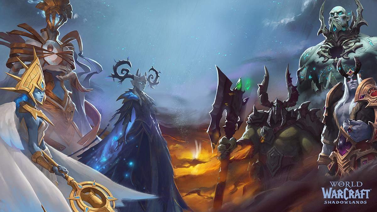 Персонажи World of Warcraft показали свои навыки пения
