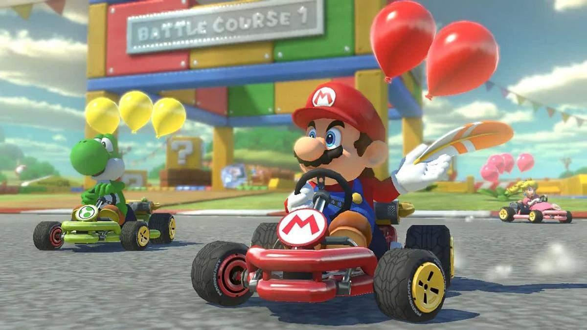 Фанаты Mario Kart 8 устанавливают рекорды в необычных соревнованиях