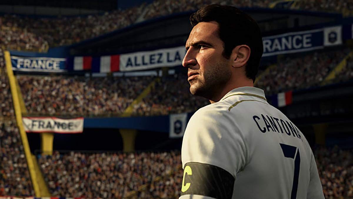 Геймер показал лучшую команду в FIFA 21 и назвал ее космическую цену