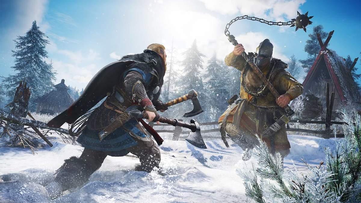 В Assassin's Creed Valhalla з'явилася довгоочікувана функція