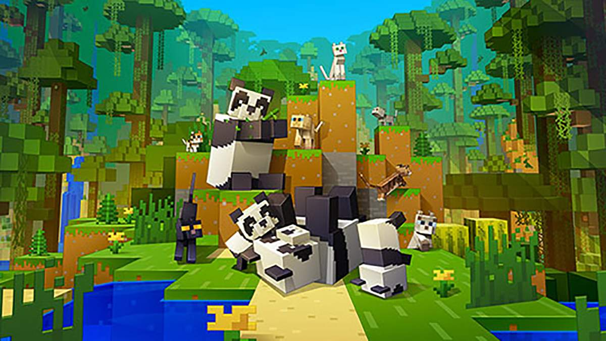 Дизайнер у Minecraft: відомий сайт для садівників атакують школярі