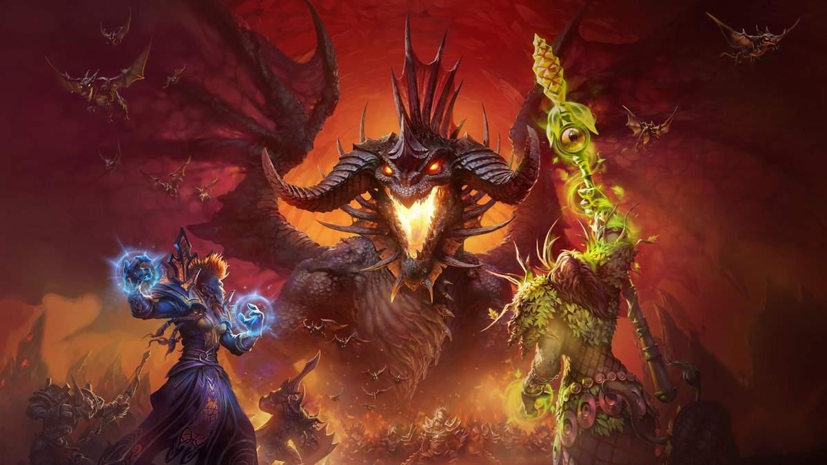 Настоящий подвиг в World of Warcraft: двое геймеров победили босса, рассчитанного на 40 игроков