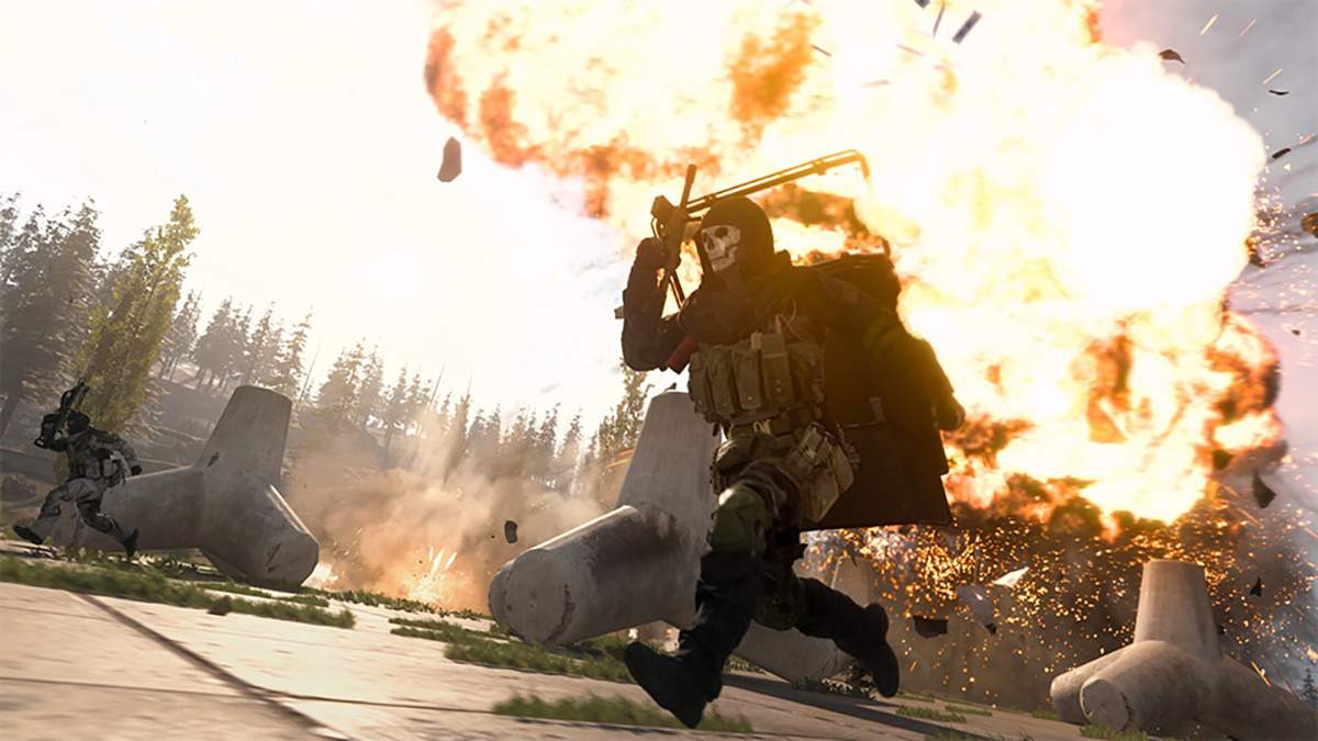 Гравець у Call of Duty ефектно провчив чітера зі своєї команди
