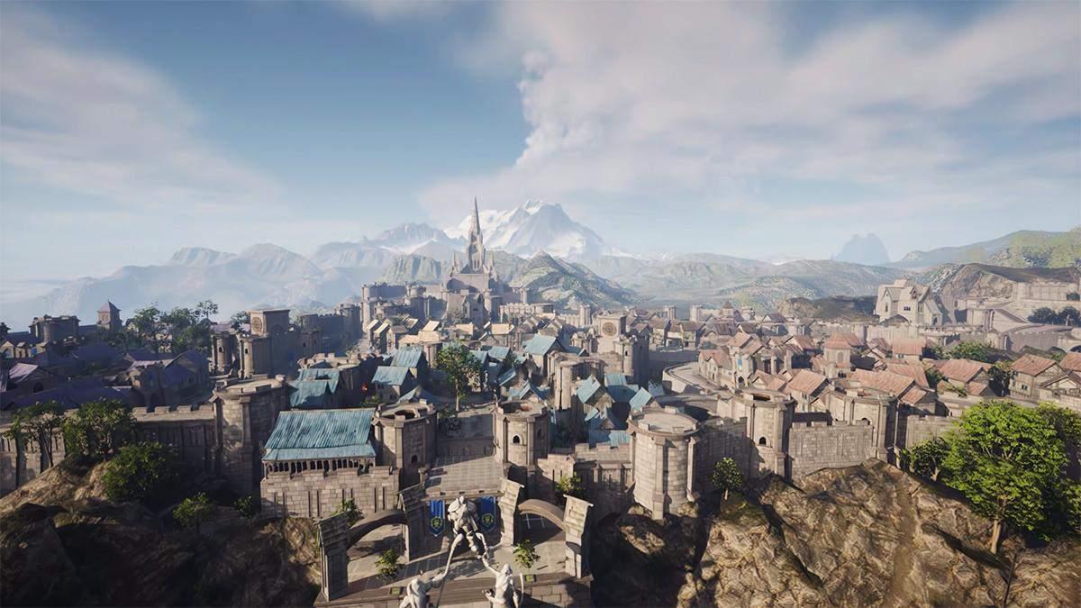 World of Warcraft з майбутнього: відомі локації на Unreal Engine 4