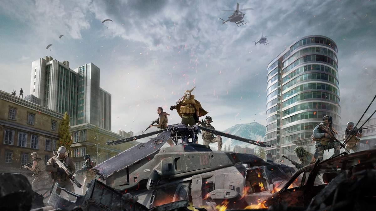 Тизер майбутніх змін Верданську в Call of Duty: Warzone