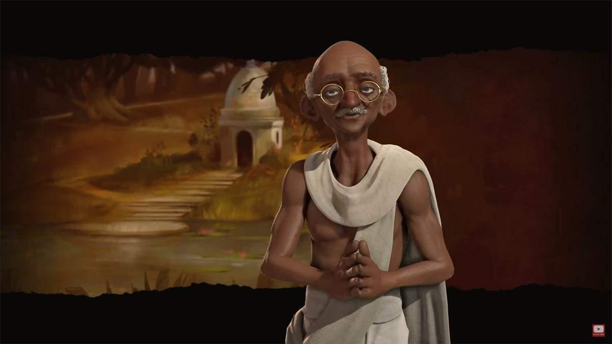 Ядерний Ґанді у Civilization: історія виникнення мему та добірка