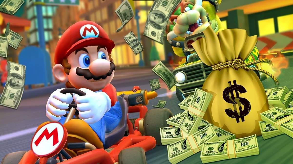Super Mario Bros. стала самой дорогой видеоигрой в истории