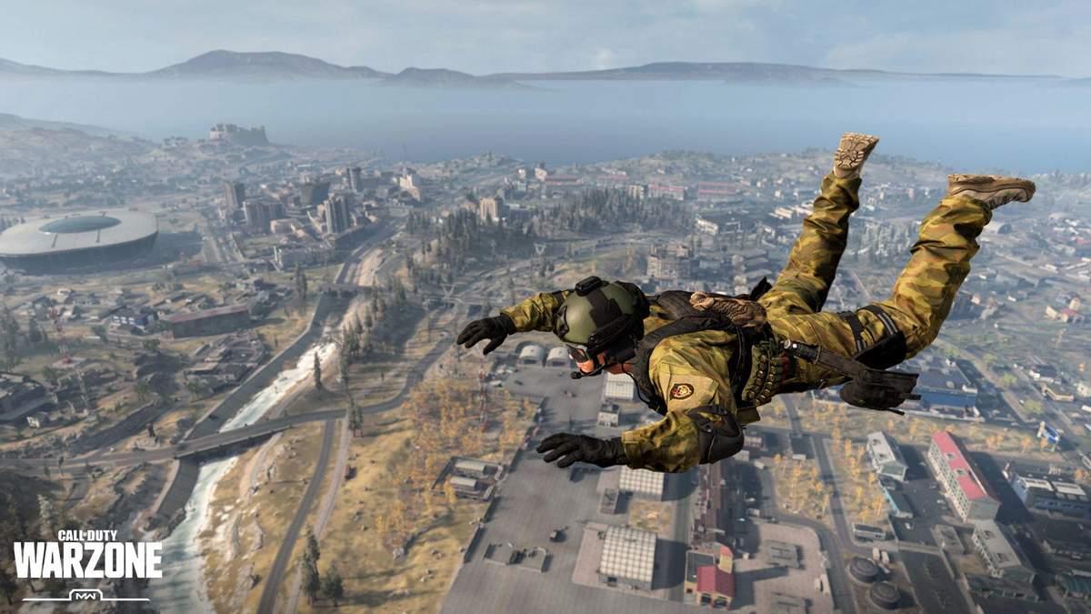 Игрок-пацифист выиграл матч в Call of Duty: Warzone
