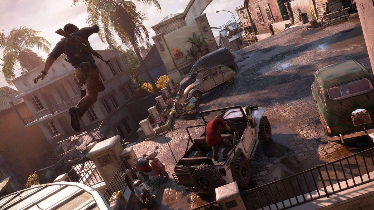 Разработчик Uncharted 4 показал скрытую пасхалку на Assassin's Creed