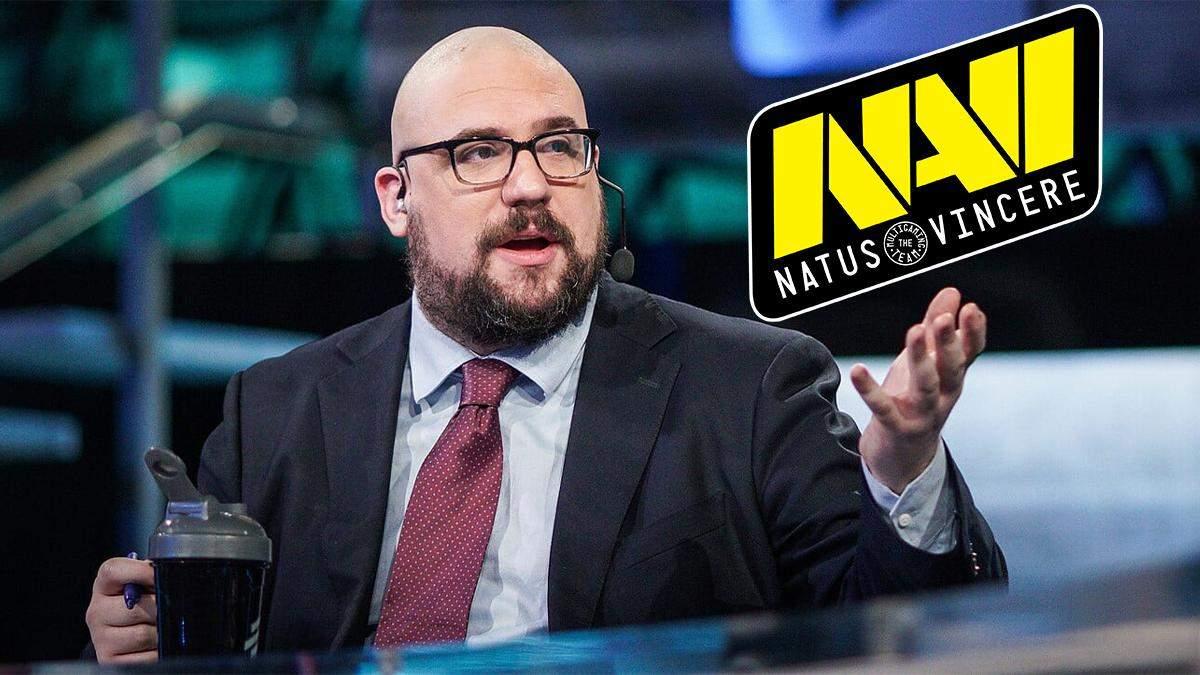 Известный аналитик беспощадно раскритиковал состав NAVI по CS: GO