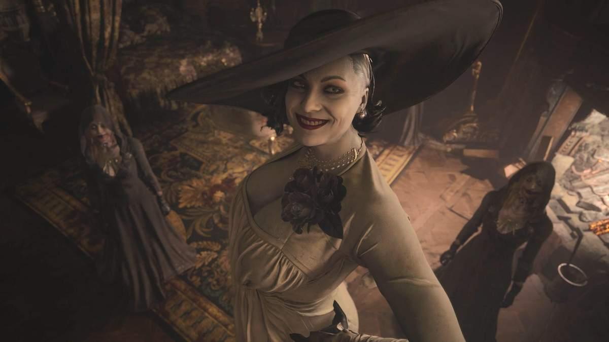 Resident Evil Village: замок Леди Димитреску и полуобнаженные ведьмы