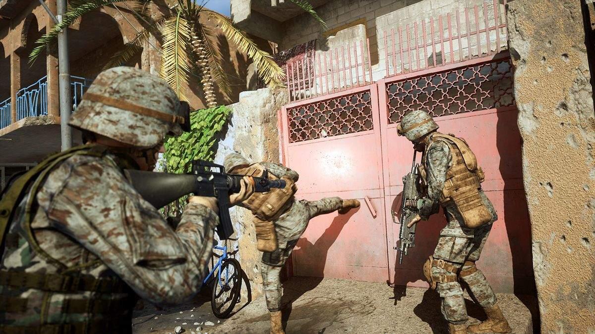 Скандальний шутер Six Days in Fallujah знову хочуть заборонити