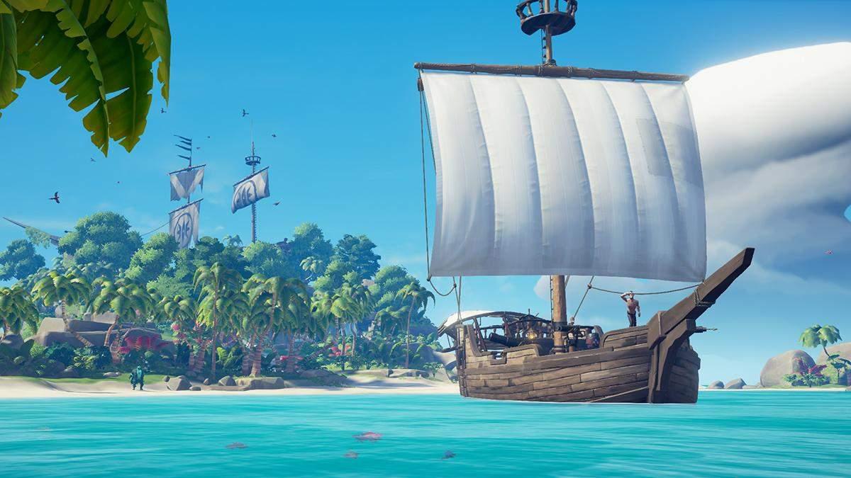 Щедрі пірати: гравці у Sea of Thieves змогли зібрати серйозну суму на благодійність
