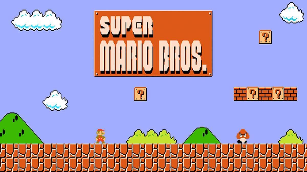 Гравець у Super Mario Bros. пройшов відеогру за рекордний час