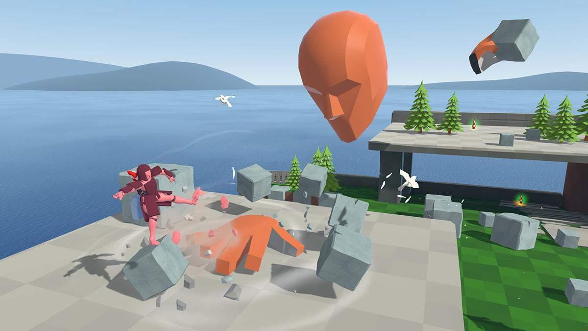 """Титан з VR чи кілька """"тарганів"""" з PC: ентузіасти випустили незвичайну багатокористувацьку гру"""