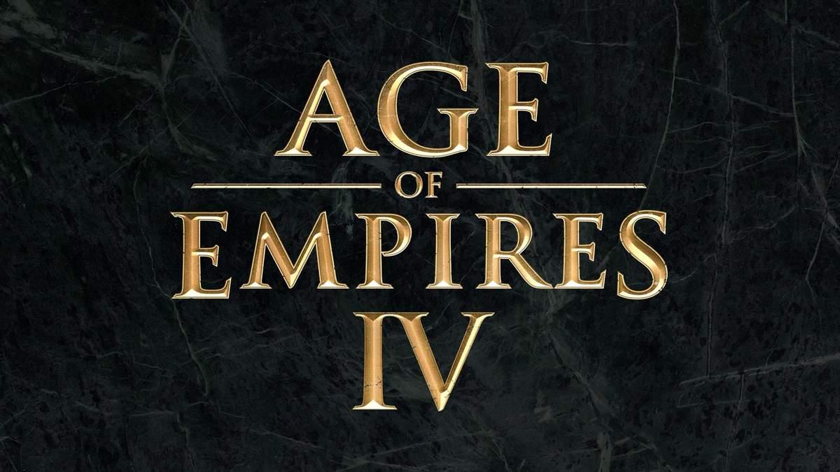 Повернення культової серії: розробники поділилися масою деталей про Age of Empires IV