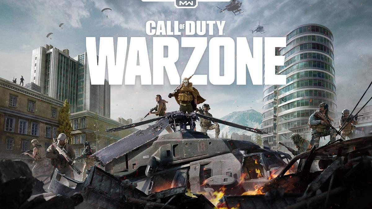 Давид проти Голіафа: розробники Call of Duty: Warzone будуть судитися з авторами браузерної гри