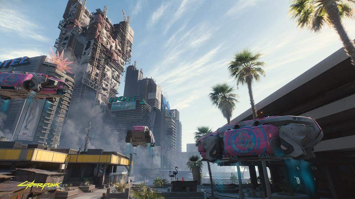 """Опасная дорога в Хогвартс: в Cyberpunk 2077 нашли забавную пасхалку на """"Гарри Поттера"""""""
