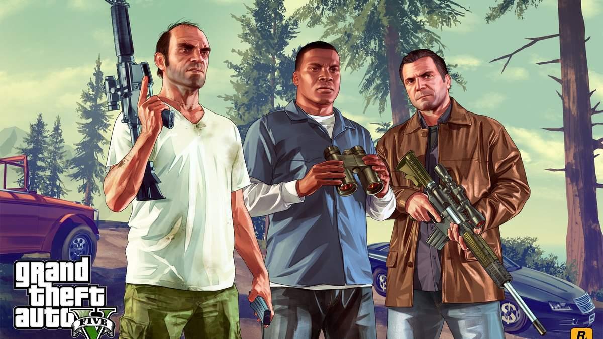 """Геймер підрахував кількість """"необхідних"""" вбивств, для проходження GTA V: число приємно дивує"""