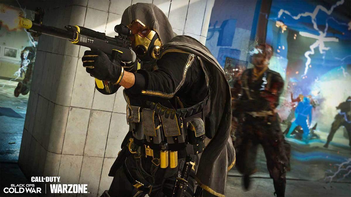 Нова оперативниця, баланс зброї та зміни скіна: всі останні новини про Call of Duty: Warzone