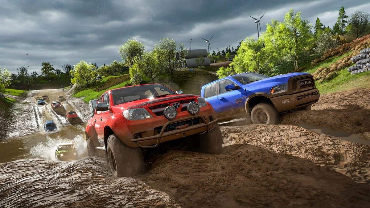 Проблеми не зникли: геймери продовжують скаржитися на технічні недоліки у Forza Horizon 4
