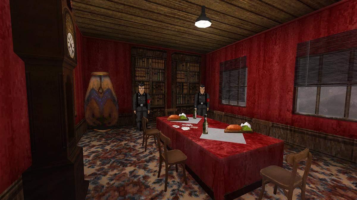Нестареющая классика: энтузиасты работают над продолжением игры Wolfenstein 3D – фото, видео