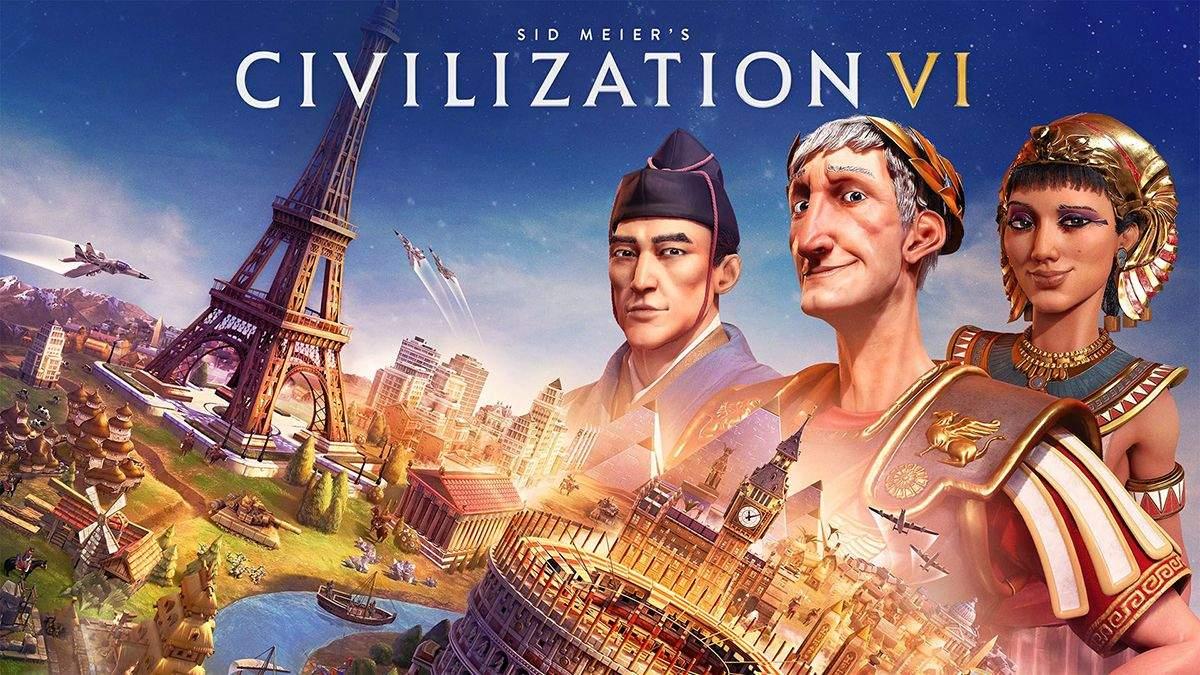 Нові юніти та робота над балансом цивілізацій: для Civilization VI вийшло масштабне оновлення