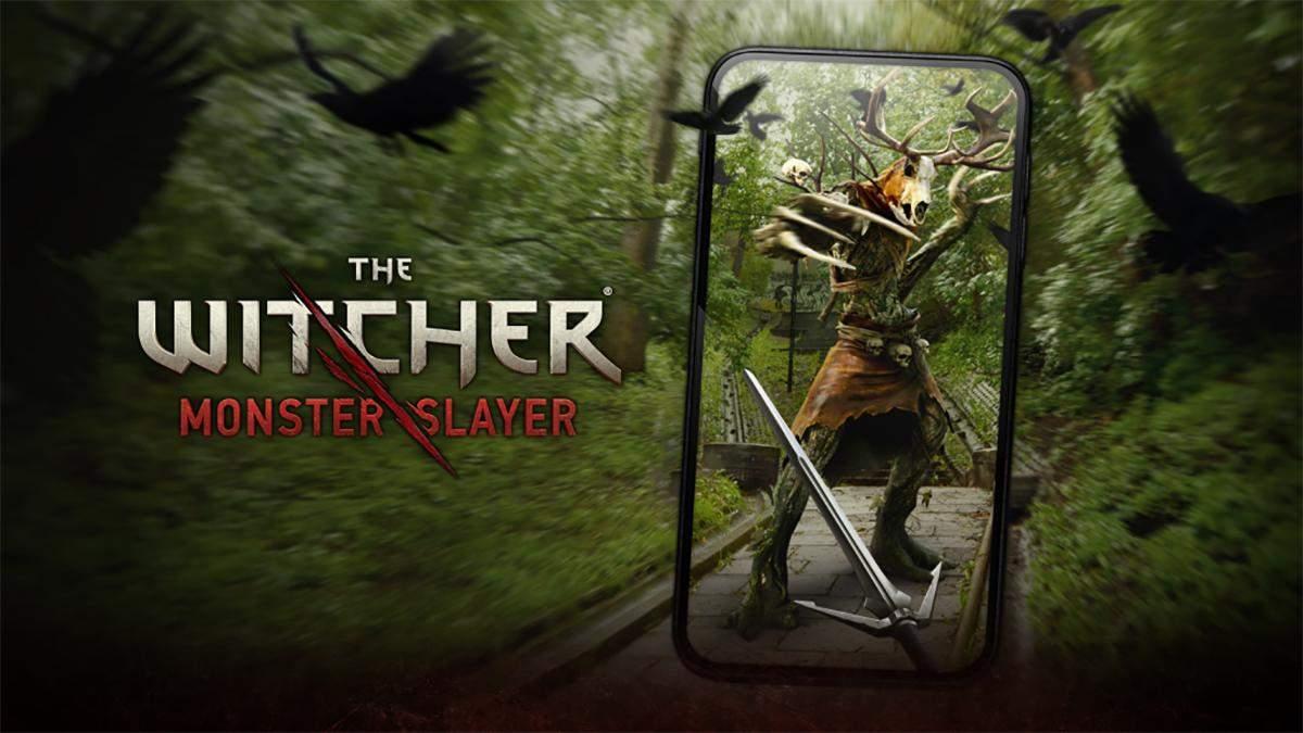 Розпочнемо полювання на монстрів: мобільна гра у всесвіті The Witcher вийде вже влітку