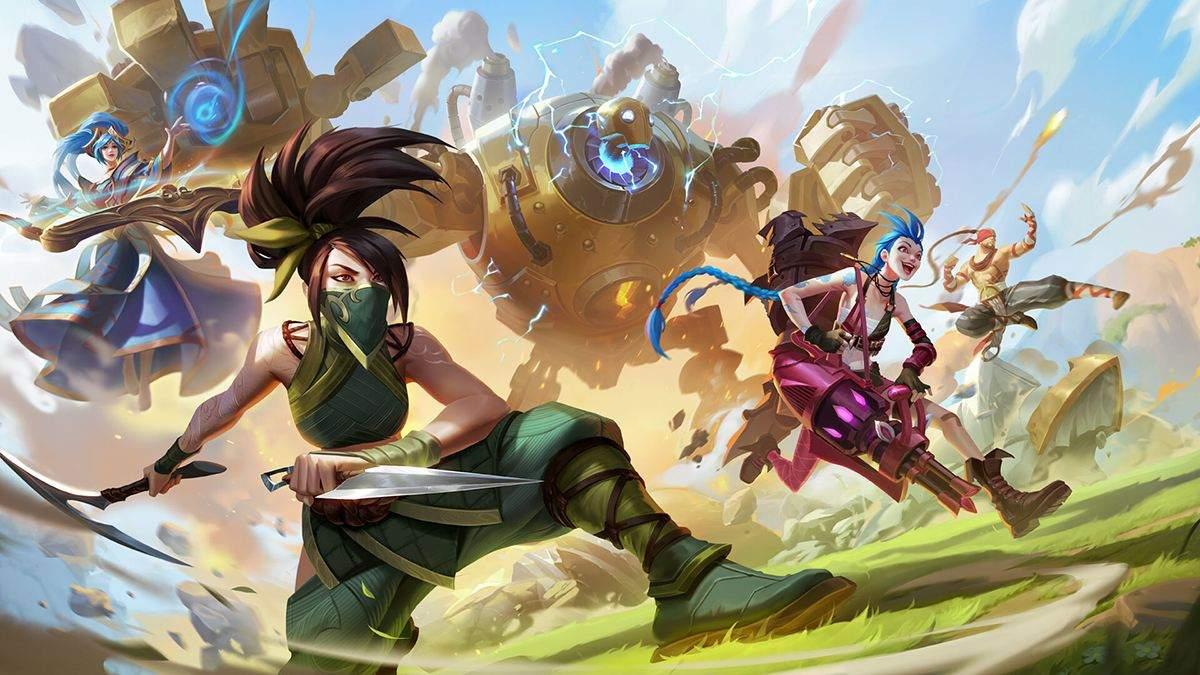 Щедрі геймери: гравці у League of Legends зібрали значну суму на благодійність